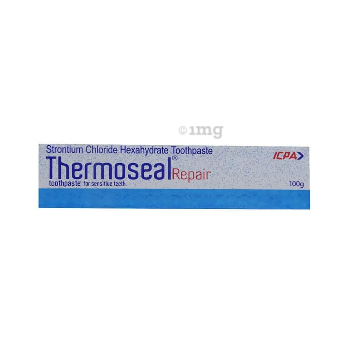 Thermoseal Repair Toothpaste