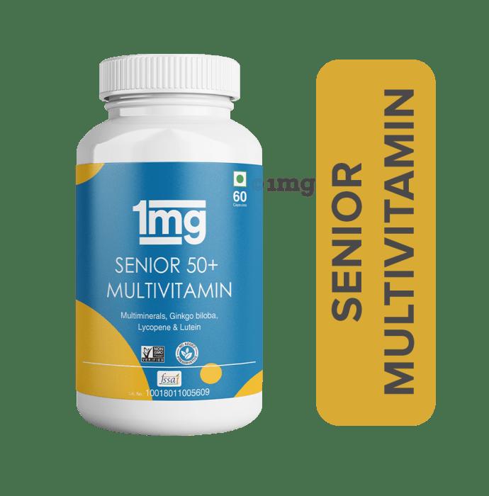 1mg Senior 50+ Multivitamin Tablet