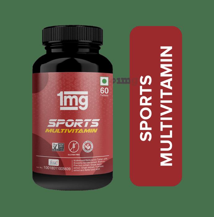 1mg Sports Multivitamin Tablet