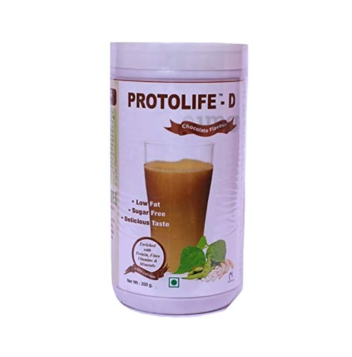Protolife-D Powder Chocolate