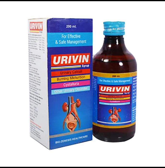 Urivin Syrup