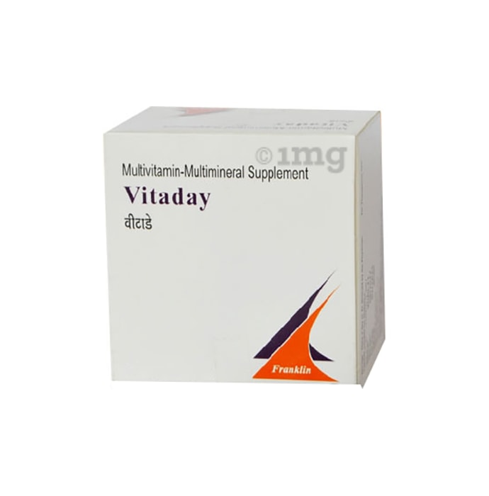 Vitaday Multivitamin-Multimineral Capsule