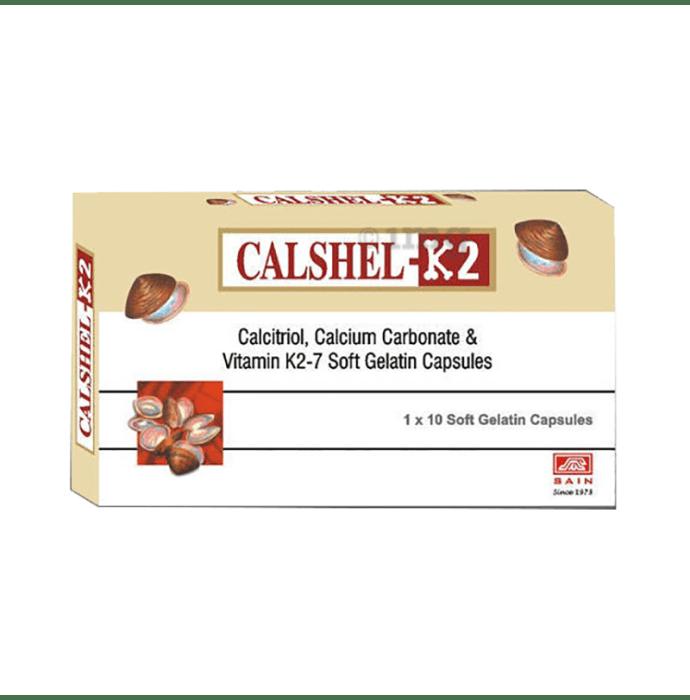 Calshel K2 Capsule