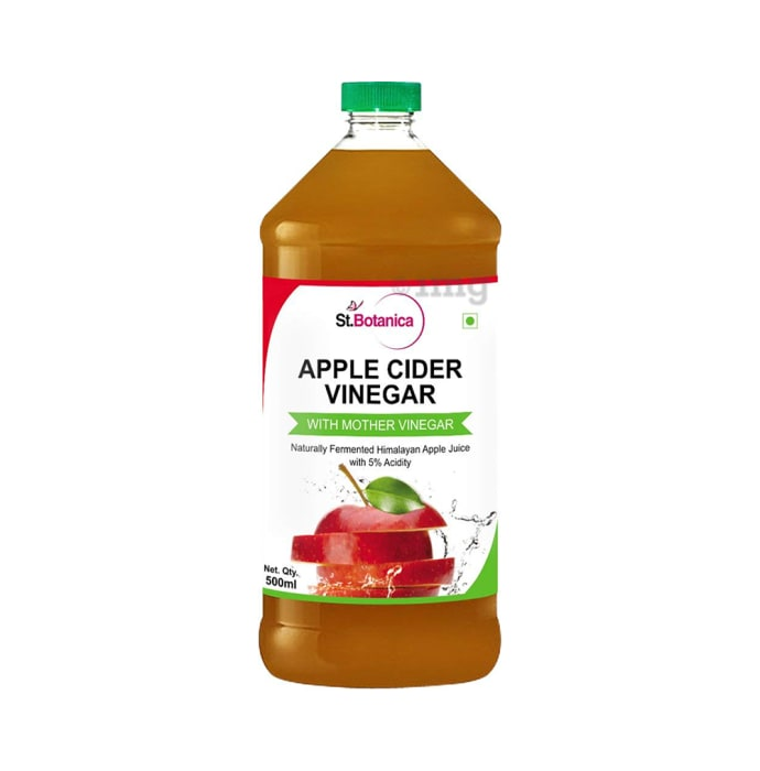 St.Botanica Apple Cider Vinegar with Mother Vinegar