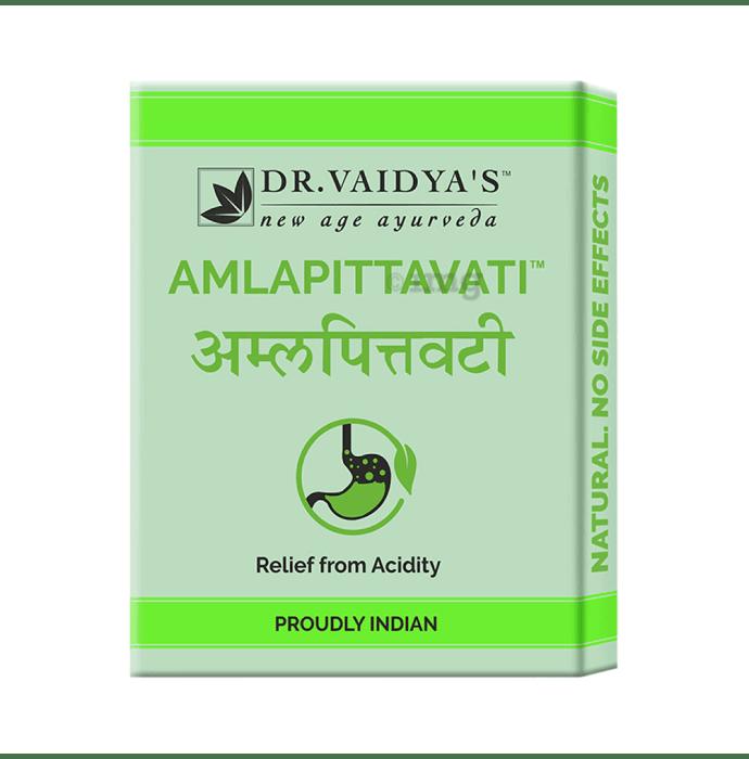 Dr. Vaidya's Amlapittavati Pills