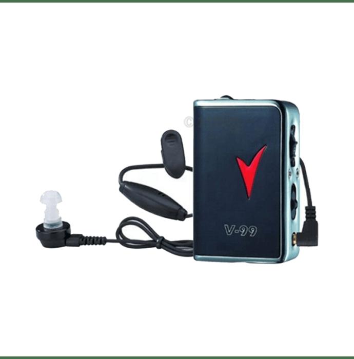 Axon V 99 Hearing Aid Beige