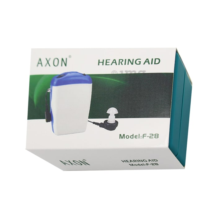 Axon F 28 Hearing Aid Beige