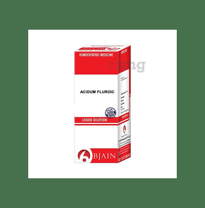 Bjain Acidum Fluroic Dilution 30 CH