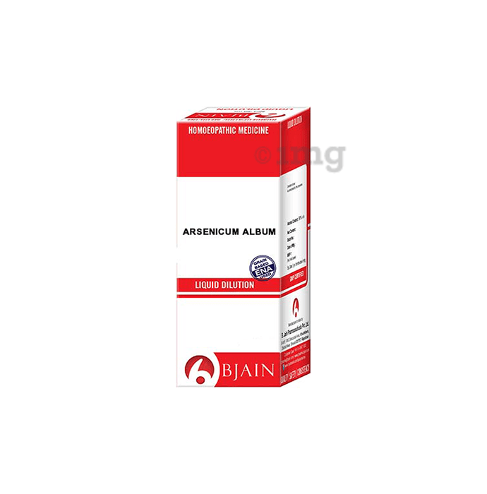Bjain Arsenicum Album Dilution 200 CH