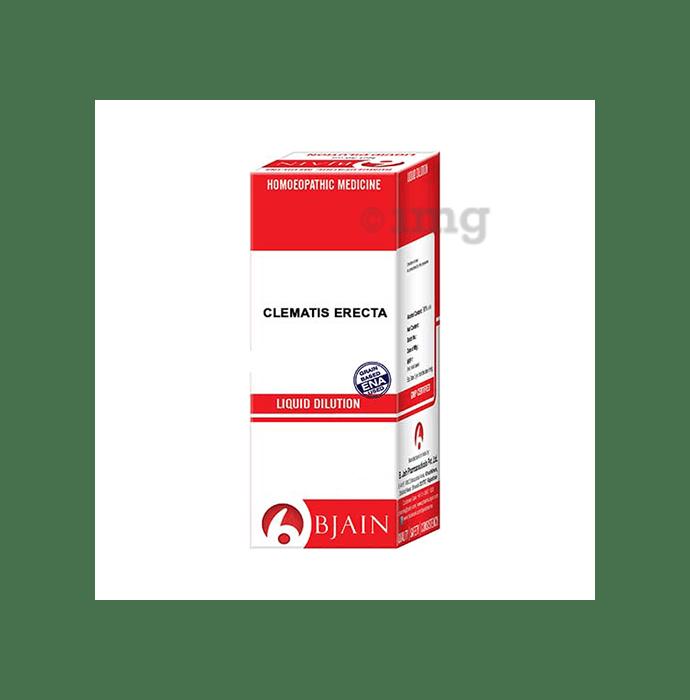 Bjain Clematis Erecta Dilution 6X