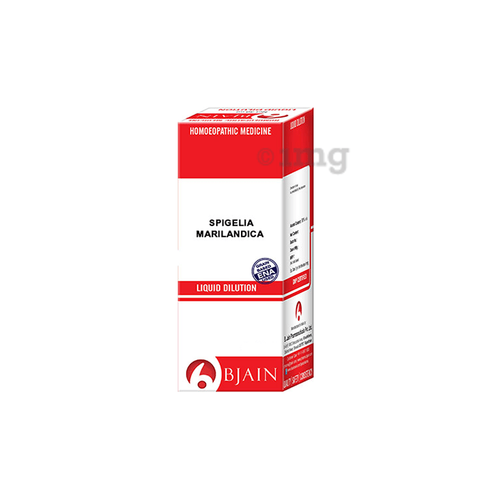Bjain Spigelia Marilandica Dilution 6X
