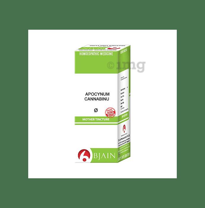 Bjain Apocynum Cannabinum Mother Tincture Q