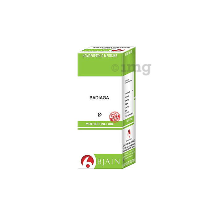 Bjain Badiaga Mother Tincture Q