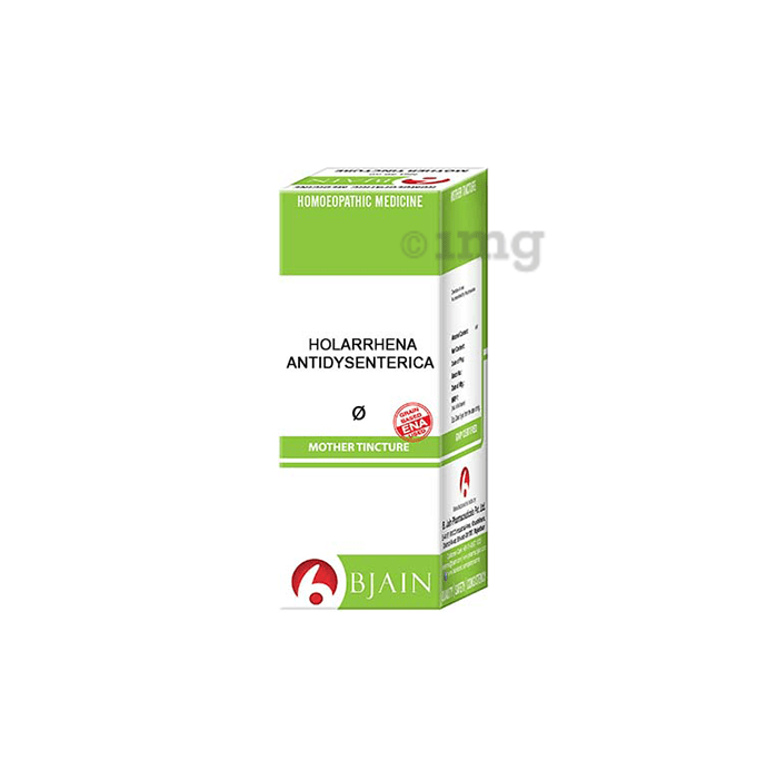 Bjain Holarrhena Antidysenterica Mother Tincture Q