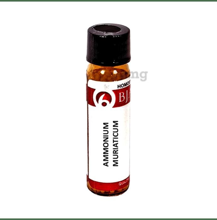 Bjain Ammonium Muriaticum Globules 200 CH