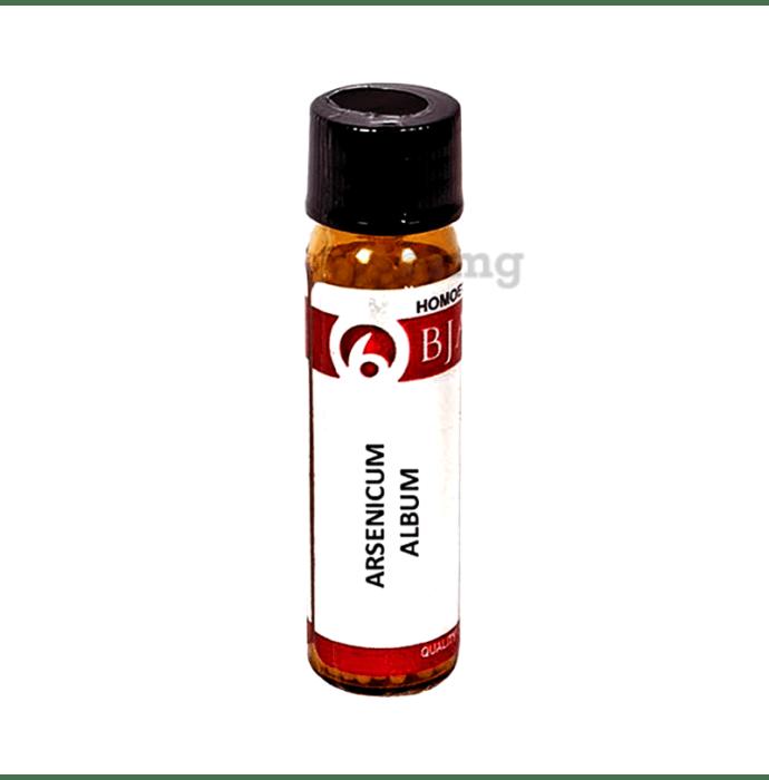 Bjain Arsenicum Album Globules 6 CH