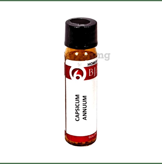 Bjain Capsicum Annuum Globules 30 CH