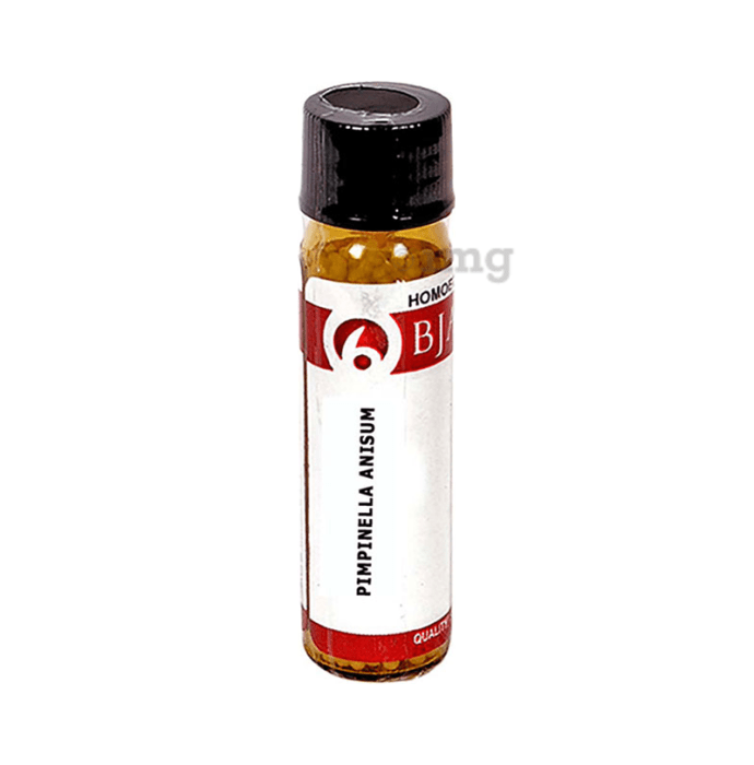 Bjain Pimpinella Anisum Globules 6 CH