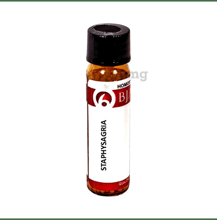 Bjain Staphysagria Globules 30 CH