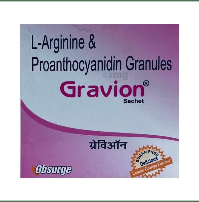 Gravion Sachet