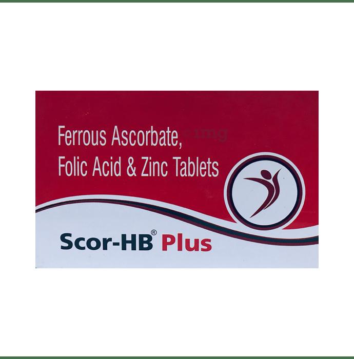 Scor HB Plus Tablet