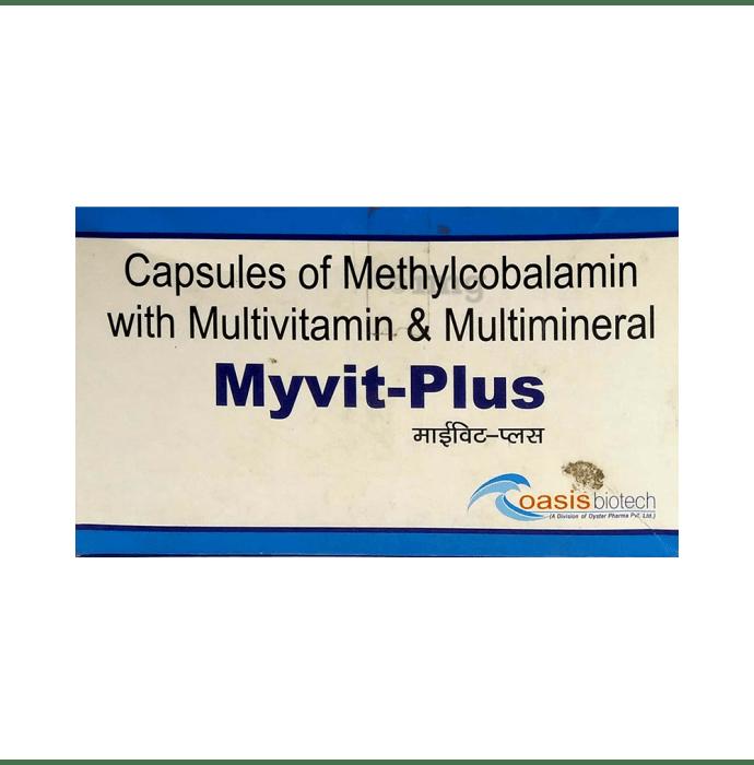 Myvit Plus Capsule