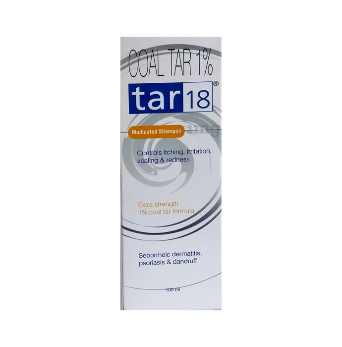 Tar 18 Shampoo