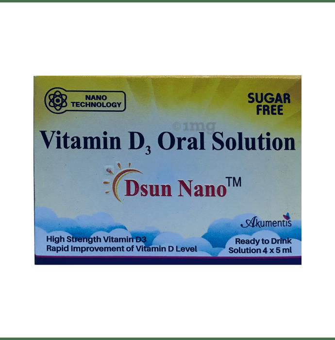 D Sun Nano Oral Solution Sugar Free