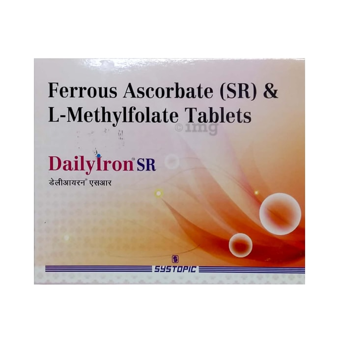 Daily Iron SR Tablet