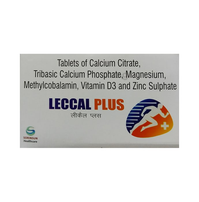 Leccal Plus Tablet