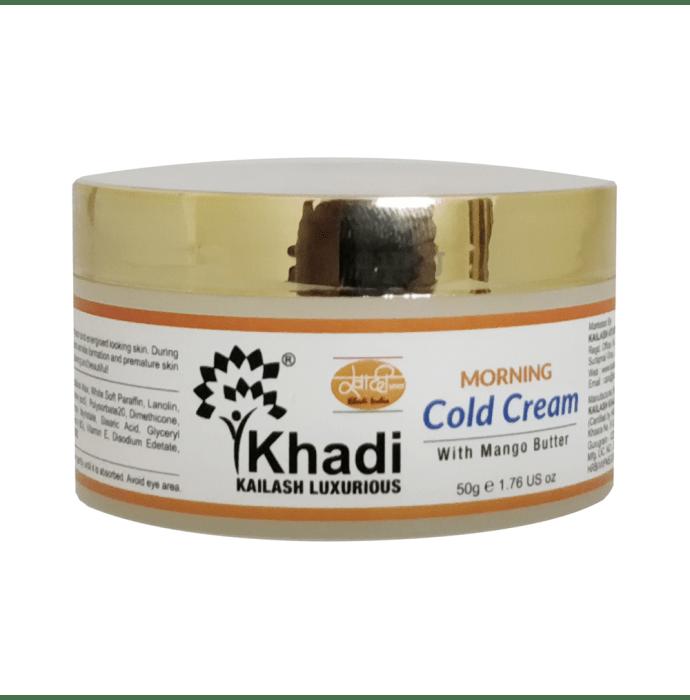 Khadi Kailash Luxurious Morning Cold Cream
