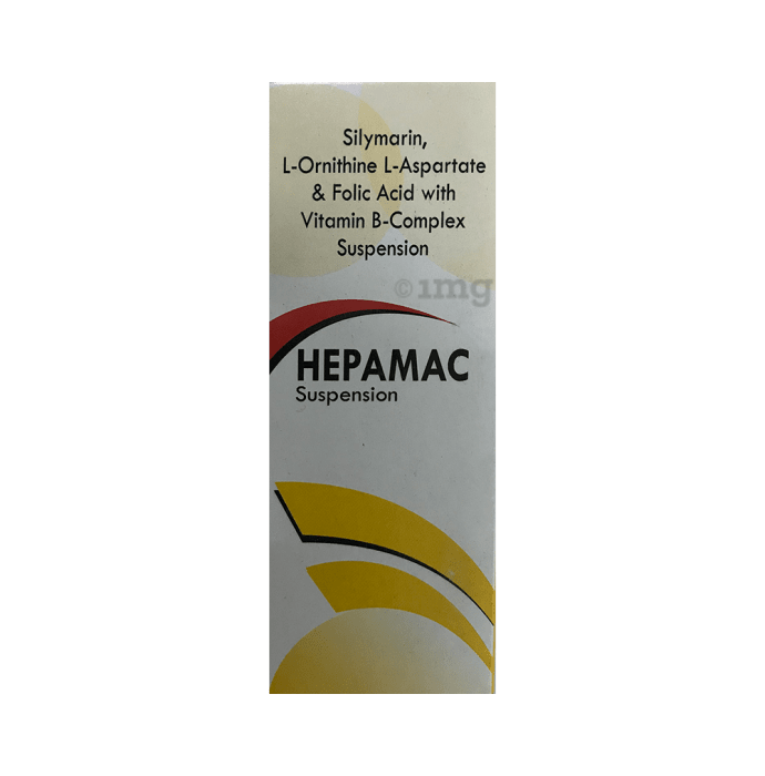 Hepamac Oral Suspension