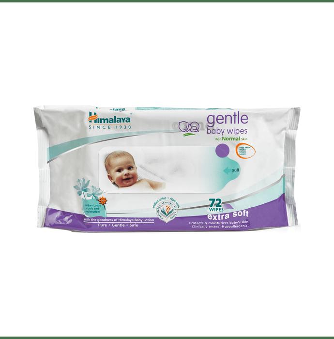 Himalaya Gentle Baby Wipes