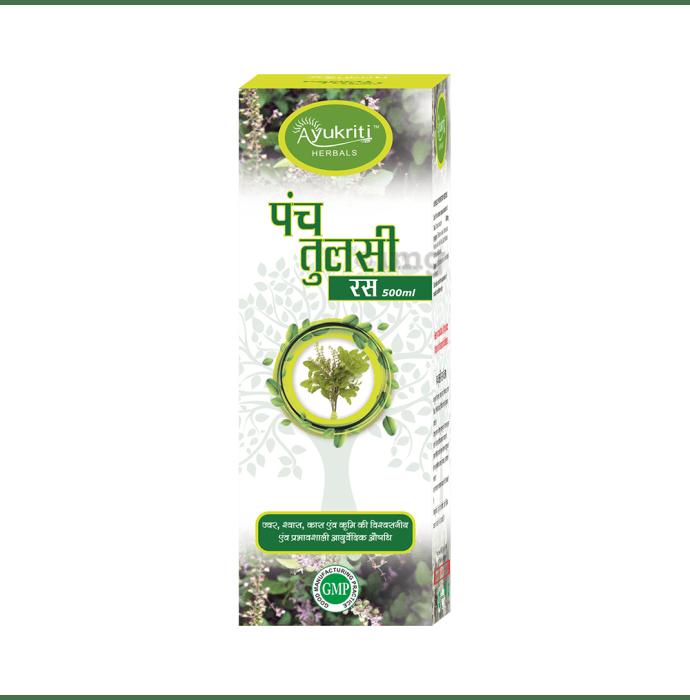 Ayukriti Herbals Panch Tulsi Juice