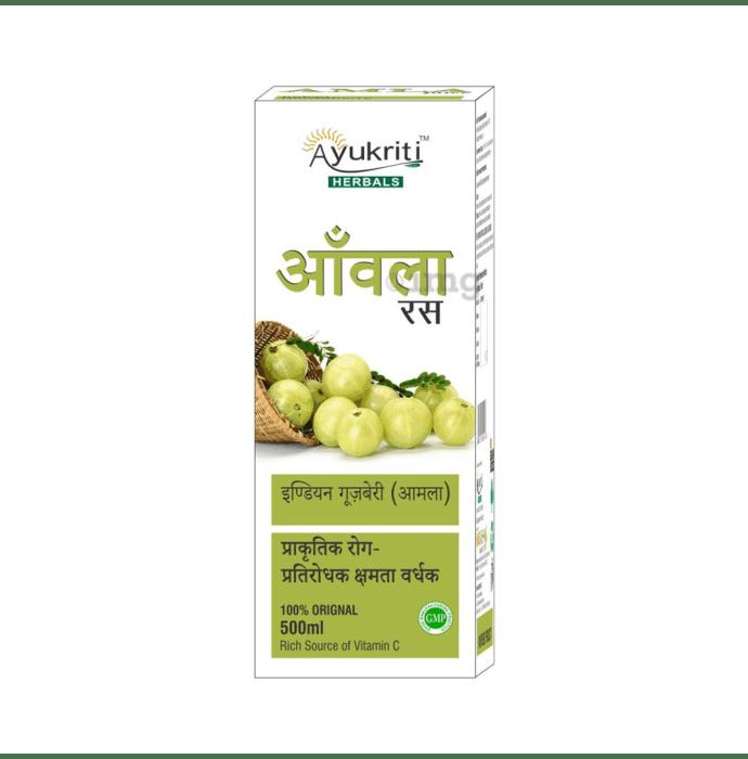 Ayukriti Herbals Amla Juice