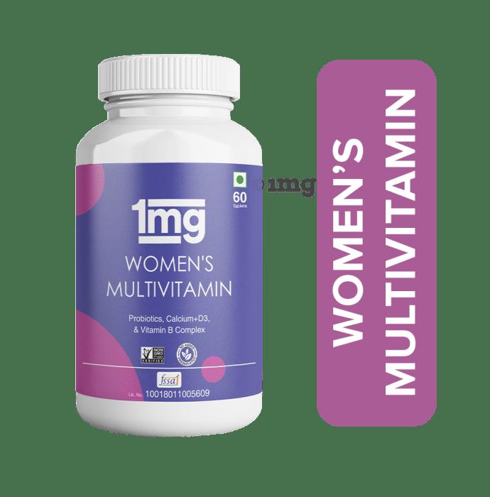 1mg Women's Multivitamin Tablet