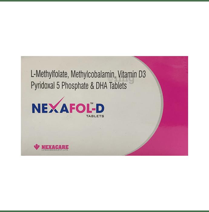 Nexafol-D Tablet