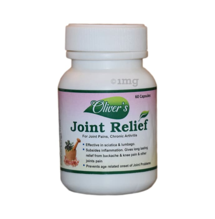 Oliver's Joint Relief Capsule