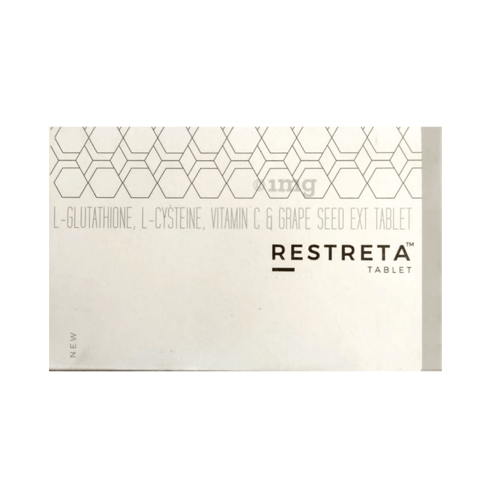 New Restreta Tablet