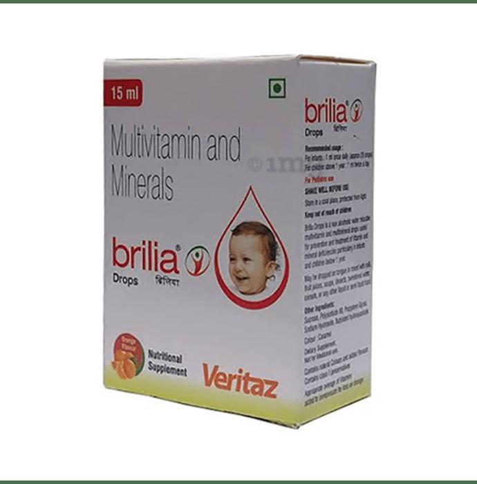 Brilia Oral Drops