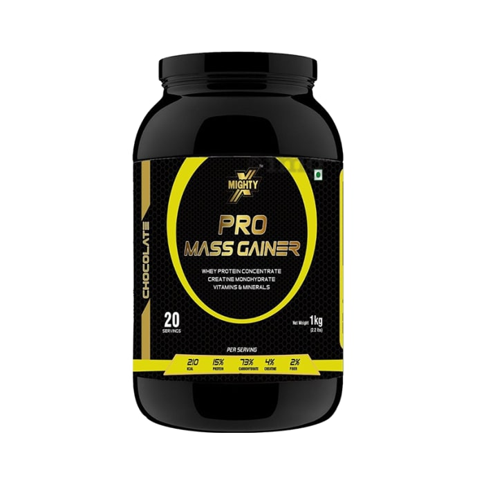 MightyX Pro Mass Gainer Chocolate