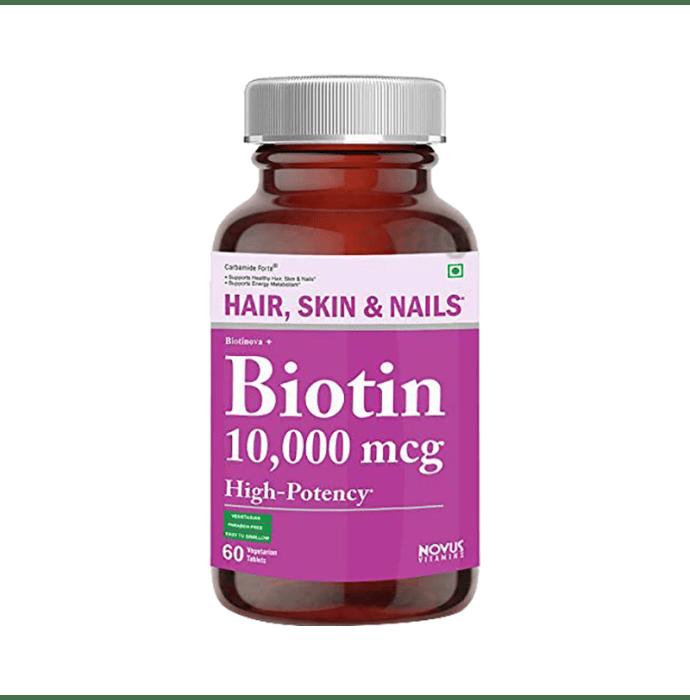Carbamide Forte Biotinova Vegetarian Tablet
