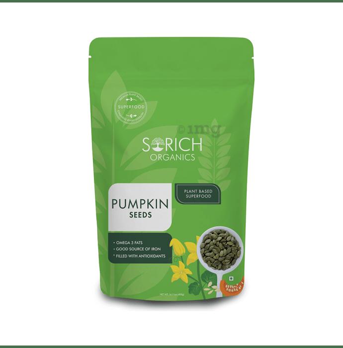 Sorich Organics Pumpkin Seeds
