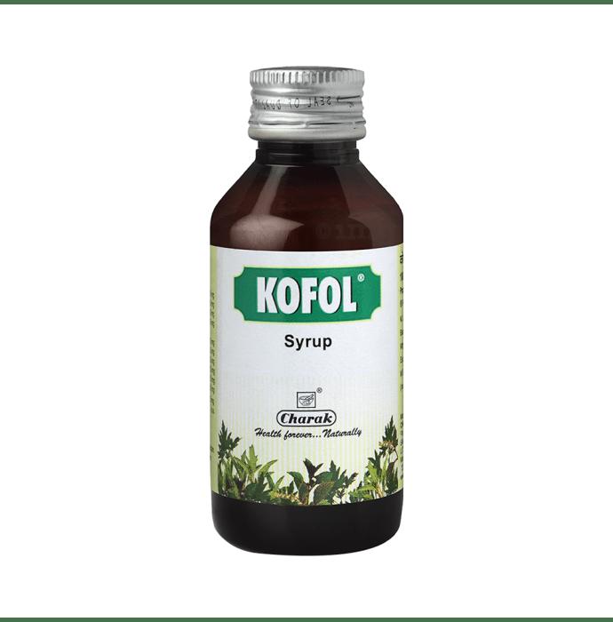 Charak Kofol Syrup