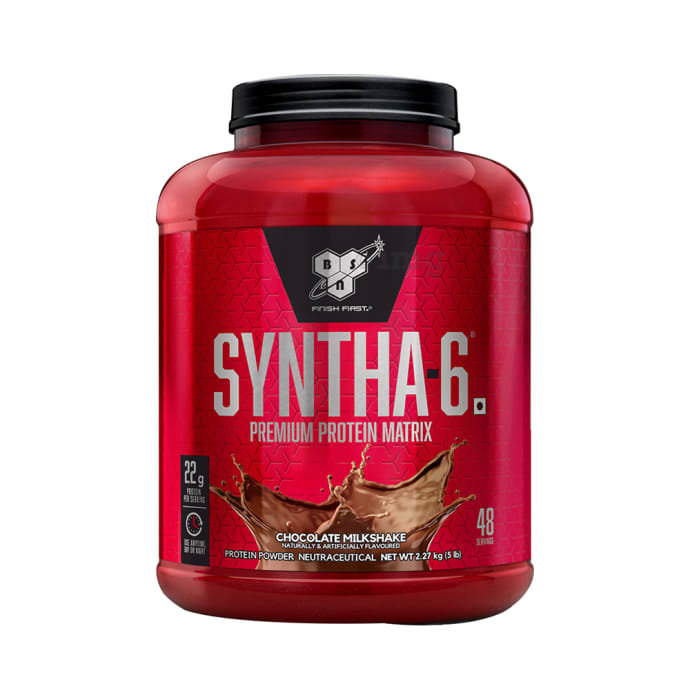 BSN Syntha-6 Powder Chocolate Milkshake