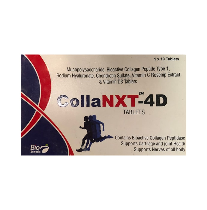 CollaNXT-4D Tablet