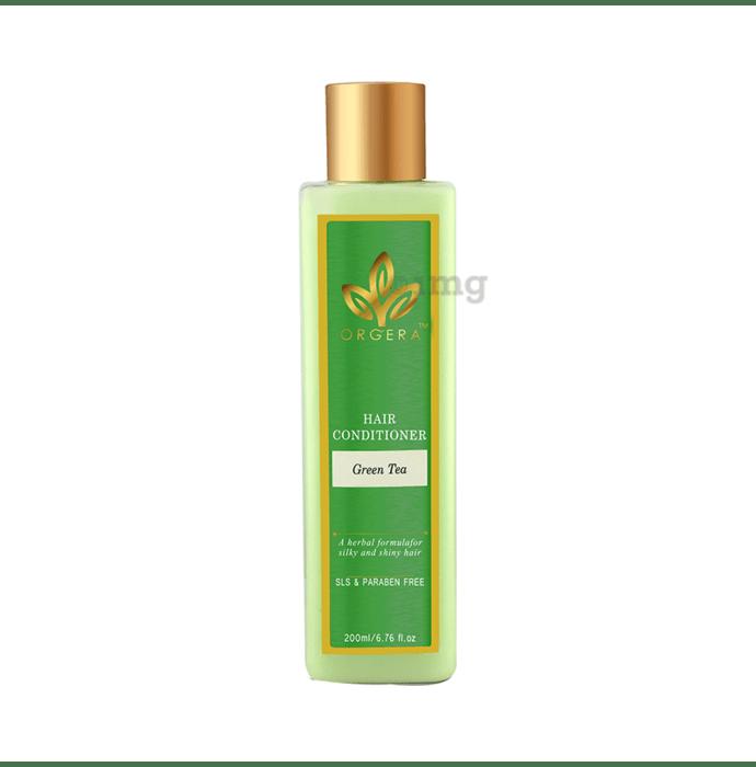 Orgera Green Tea Hair Conditioner SLS Paraben Free