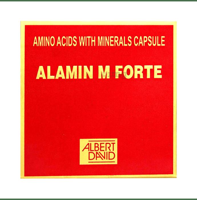 Alamin M Forte Capsule
