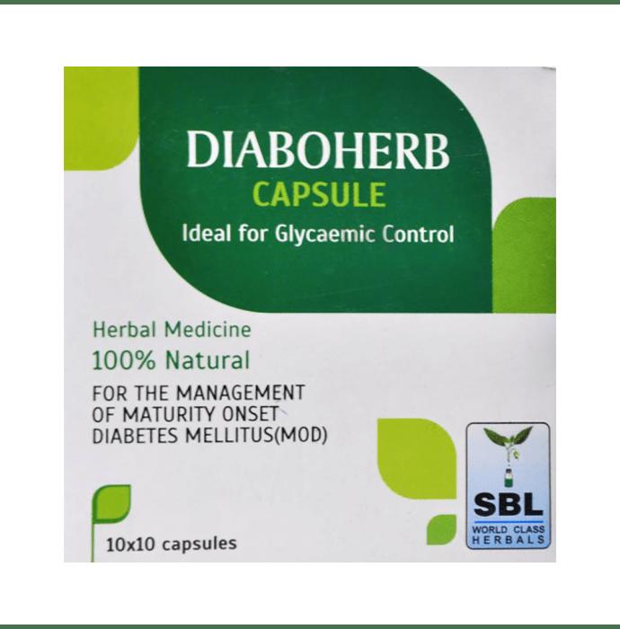 SBL Diaboherb Capsule