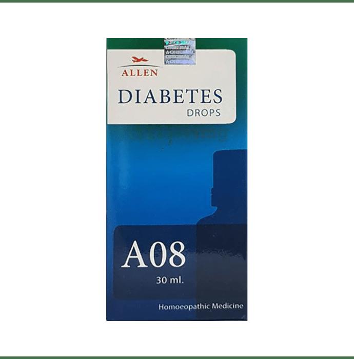Allen A08 Diabetes Drop